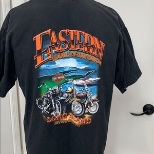 Harley Davidson Shirts Harley Davidson Tribal Flame Long
